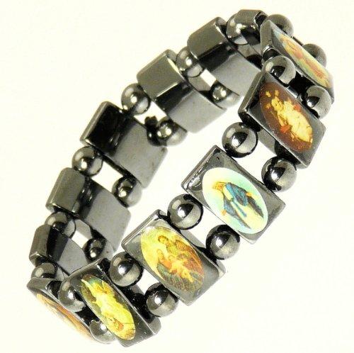 Neptune Giftware Magnetic Elasticated Bracelet 113