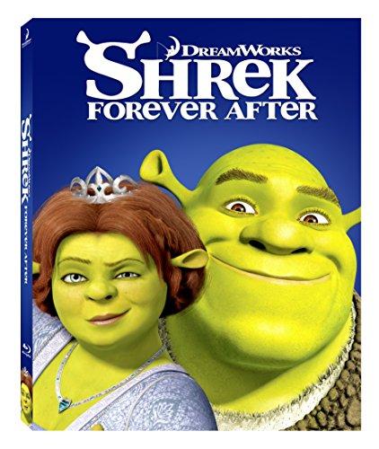 Shrek Forever After [Blu-ray + DVD + Digital HD]