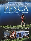 capa de Enciclopédia da Pesca. De Água Doce, de Mar e à Mosca