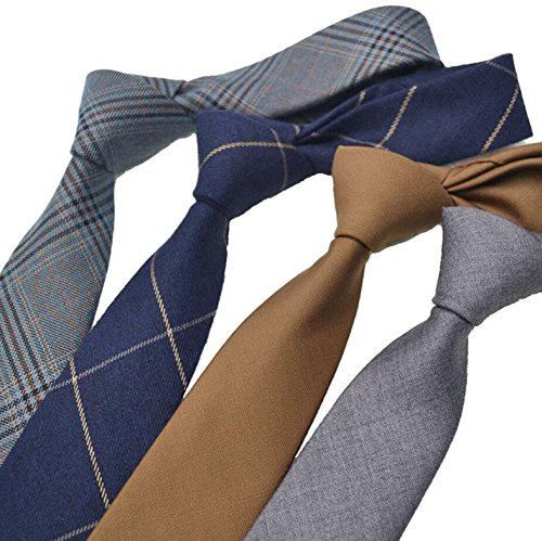 a you of of 6cm tie is cooler variety in Brown The styles gentleman choice a Men's Make Ozd6Oq