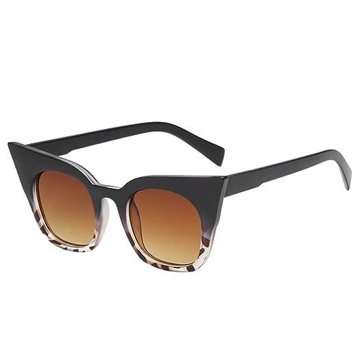 491001e2b1 Image Unavailable. Image not available for. Color  Limsea Hot Sale!Womens  Man Cat Eye Rapper Sunglasses Vintage Retro Eyewear Unisex