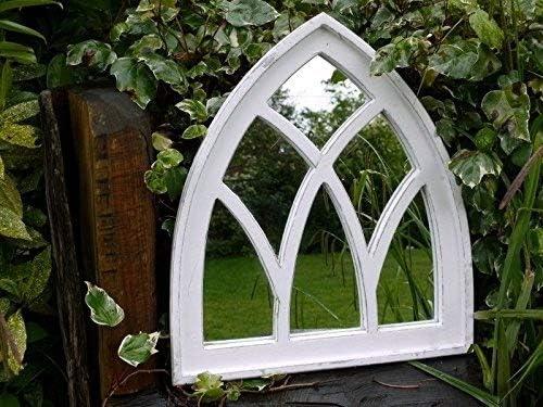 giftwarez Grande Decorativo gótico Arco Puerta de Madera Enmarcado ...