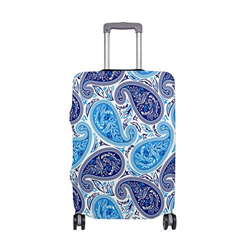 Vortex Harness Ornate Art Travel Luggage Protector Case Protective Suitcase Cover Elastic Luggage Protector Case Protector,Four Sizes Available
