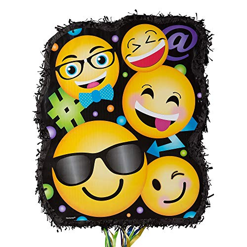 (Lol Emoji Pinata 21x18x3 [contains 1 Manufacturer Retail Unit(s) Per)