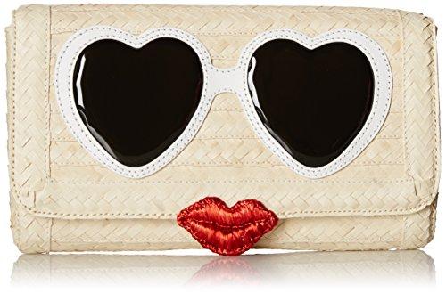 kate spade new york Splash Out Sunglasses Clutch Handbag, Multi, One - Glasses Store York New