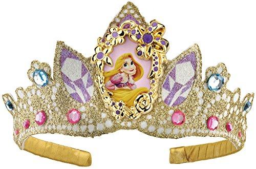 Japan Tiara - Disney Tangled Rapunzel Tiara Costume Accessory, One Size Child