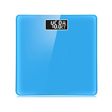 LCSHAN Báscula electrónica de pesaje para Adultos Báscula electrónica de pesaje para pequeñas Pesas