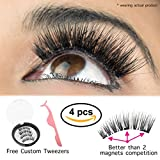 Premium Magnetic Eyelashes By GoRu Product[No Glue] | - Best Reviews Guide