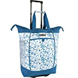 Blue Travel Tote Bags