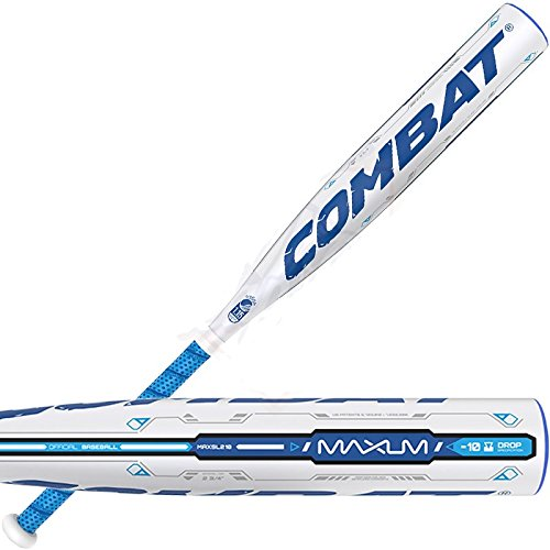 Combat Youth 2016 Maxum Big Barrel Senior League -10 Baseball Bat 25/15