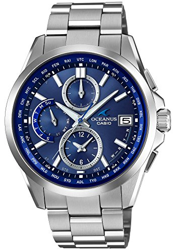 CASIO OCEANUS Classic Line「Smart Access TOUGH MVT.」 OCW-T2600-2A2JF--JAPAN IMPORT by Premium-Japan