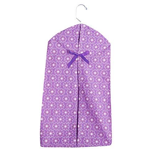 Bedtime Originals Lavender Woods Diaper Stacker from Bedtime Originals