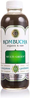 product image for GT's Kombucha, Multi,Green 16 Fl Oz