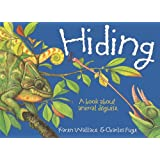 Hiding: A book about animal disguises (Wonderwise)