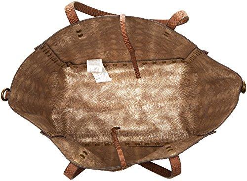 x Camel Desigual épaule x fly Sacs H B Patch Beige cm Portland Bols T portés 16x29x30 femme ZZqrzFw