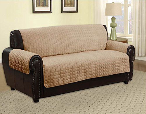 Quilted Couch Covers - 7