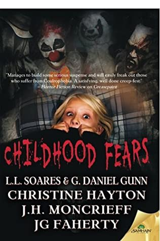 book cover of Childhood Fears