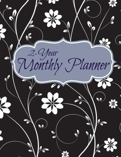 2-Year Monthly Planner (Simple Planners) (Volume - Two Year Monthly Planner