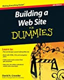 Building a Web Site for Dummies, David A. Crowder, 0470560932