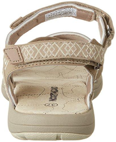 Northland Sand MIA Deportivas Sandalias Leather Mujer para Professional Multicolor Camel Sandals qfqx4w1F