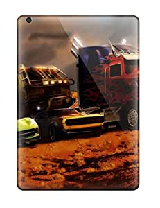 For Ipad Air Tpu Phone Case Cover(transformers Age Of Extinction)