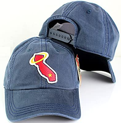 MLB American Needle New Timer Slouch Baseball Adjustable Snapback Hat (Los Angeles Angels)