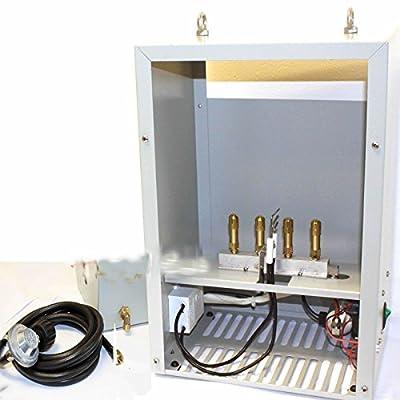 Auto Pilot Hydroponic Greenhouse Co2 Generator Lp Gas 4 Burner 11;176btu Burners