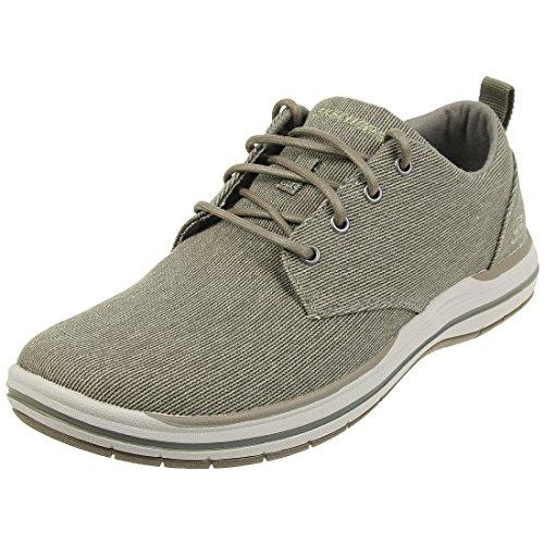 Moten Encaje Zapatos Mens Elson De Olv Skechers Casuales q6TntvtP