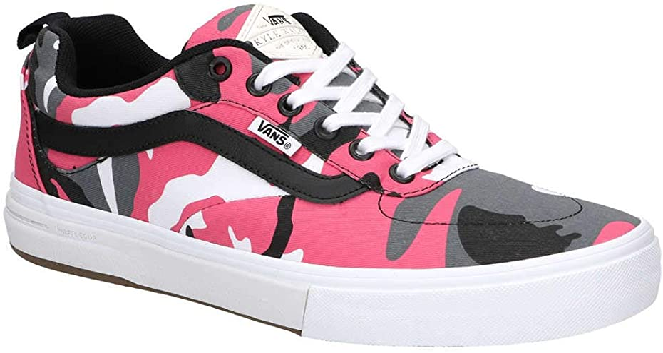 pink vans pro
