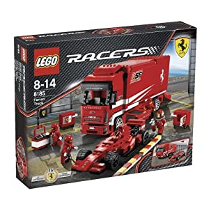 LEGO Racers 8185 - Ferrari Truck  LEGO