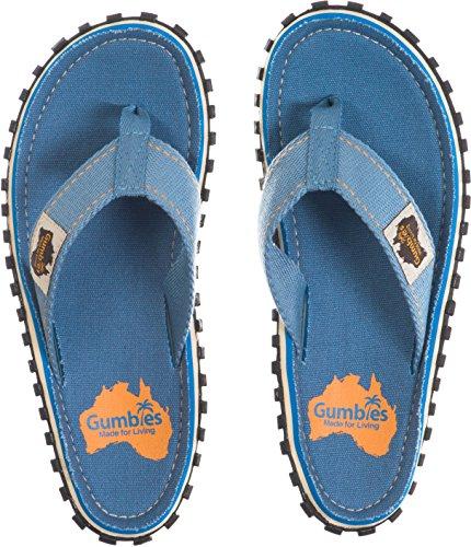 Gumby Natural (Gumbies Islander Sandals light blue EU 37)