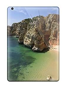 New Premium Flip Case Cover Beach Skin Case For Ipad Air