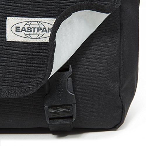 Grey Woven Noir Sac Stitched Delegate épaule à Eastpak Black qIgXSwn