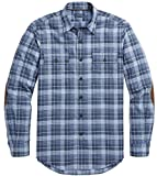 Polo Ralph Lauren Men's Long Sleeve Button Down Shirt-ShadeMulti-Large