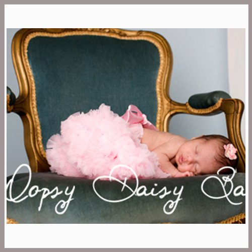 Oopsy Daisy Pink Baby Newborn Pettiskirt. Baby clothes (Size 0-3m)