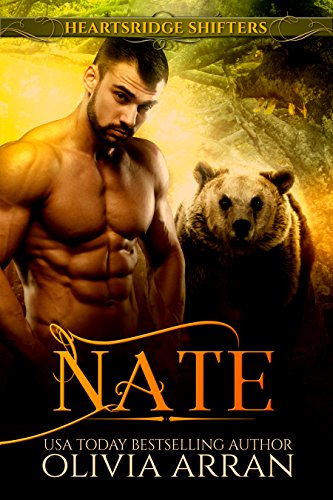 Heartsridge Shifters: Nate (South-One Bears Book 5) by [Arran, Olivia]