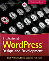 Professional WordPress: Design and Development