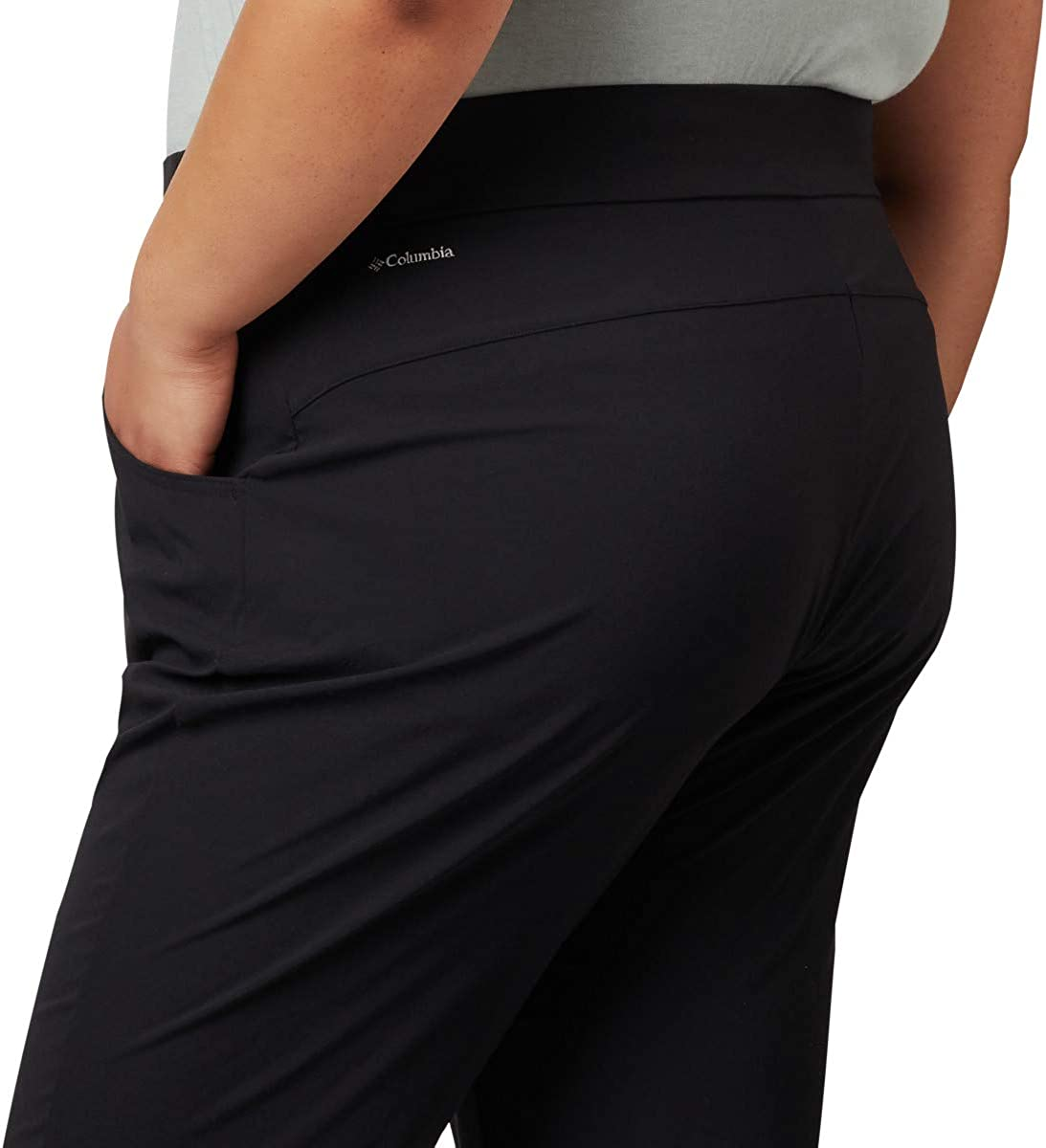 Columbia Womens Back Beauty Skinny Leg Pant Pants