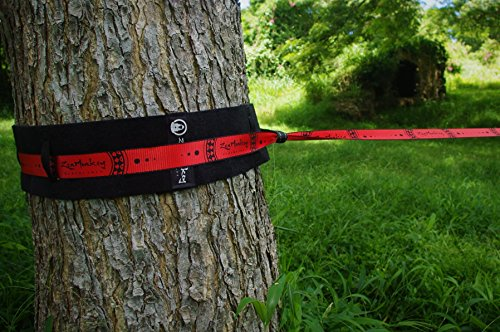Tree Protectors, Heavy Duty Set for Slacklines & Hammocks, 60 Inches Long, Set of Two