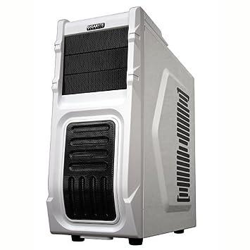 Gigabyte Luxo M10 Blanco Carcasa de Ordenador - Caja de ...