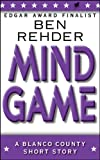 Mind Game by Ben Rehder front cover