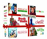 6 Christmas Crackers: Miracle on 34th Street, Home Alone, Deck the Halls, A Christmas Carol, Prancer & Jingle...