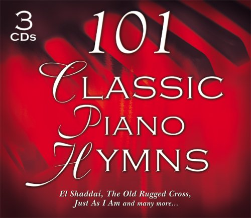 101 Classic Piano Hymns by Madacy Records