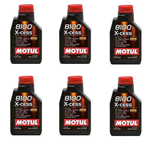 Motul 8100 X-CESS 5W40 Synthetic 1L