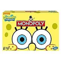 Hasbro B2180100 - Brettspiele, Monopoly SpongeBob
