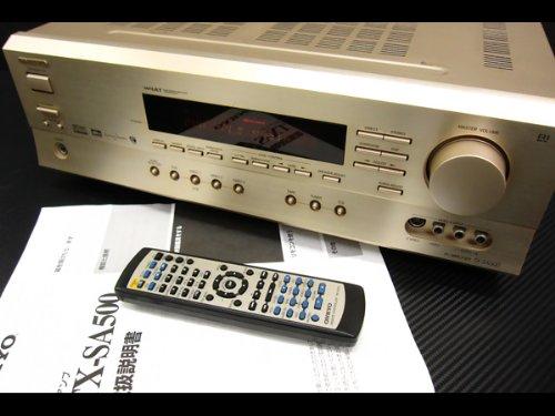 ONKYO オンキョー TX-SA500 AVサラウンドアンプ B00EY828EK
