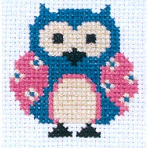 Anchor 1st Cross Stitch Kit for Children & Beginners Zoe