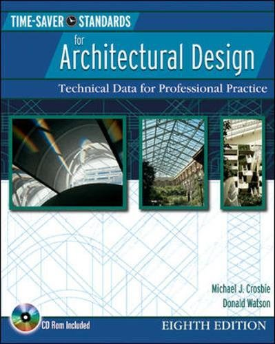 Time Saver Standards for Architectural Design : Technical Data for Professional Practice, 8th Ed. (Tim West Pipe)