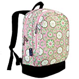 Wildkin 15 Inch Backpack, Extra Durable Backpack with Padded Straps and Interior Moisture-Resistant Lining, Perfect for School or Travel – Majestic