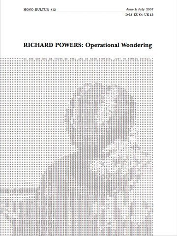 Download Mono Kultur #12 - Operational Wondering pdf